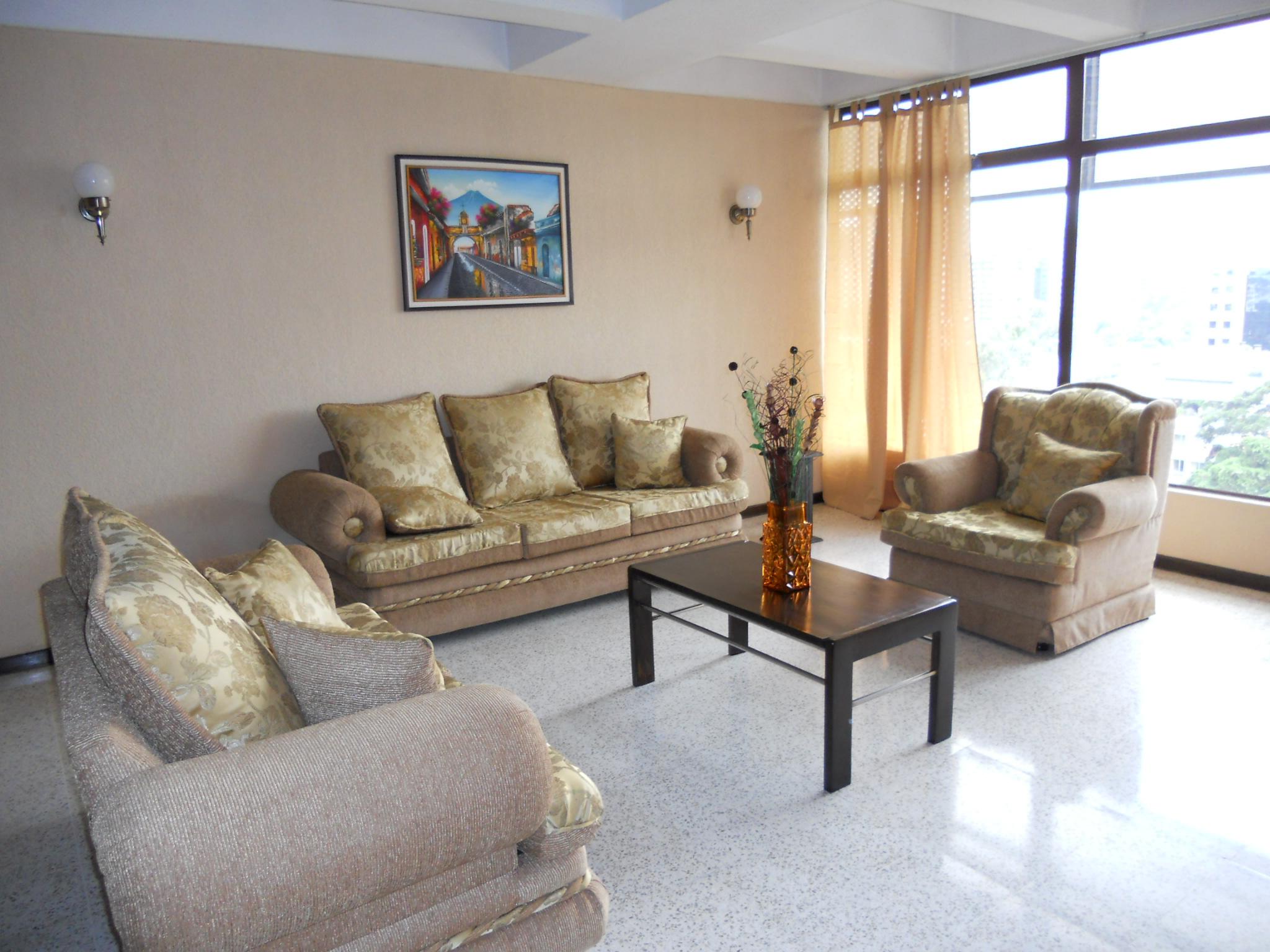 Apartamentos quality disponibilidad for Dormitorio sala